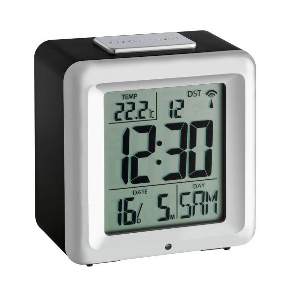 TFA Funk-Wecker mit Temperatur - 60.2503