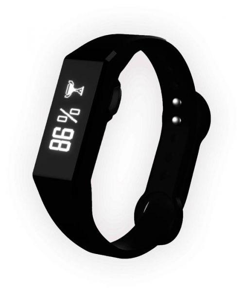 Kasper & Richter Fitness-Uhr FITTY WATCH BLE 4.0 392020