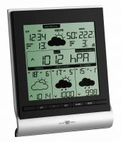 TFA Funk-Wetterstation Genio 300 satellitengestützt 35.5020.IT