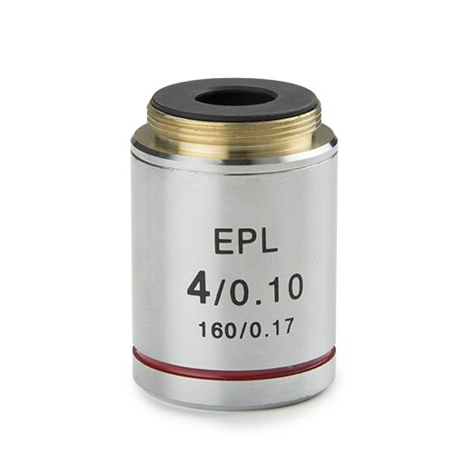 Euromex E-plan EPL 4x/0.10 objective for iScope