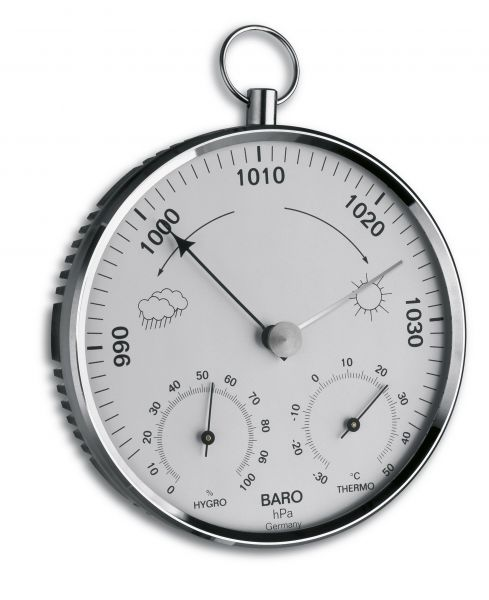 TFA domatic Baro-Thermo-Hygrometer 20.3006.42