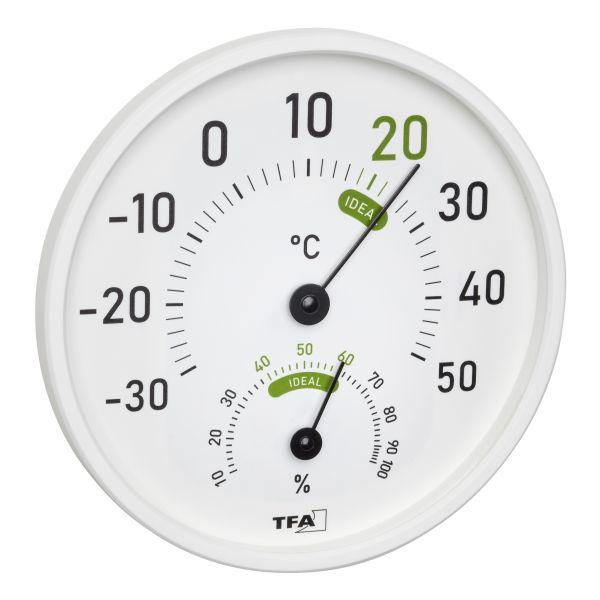 Thermo-Hygrometer für innen und außen