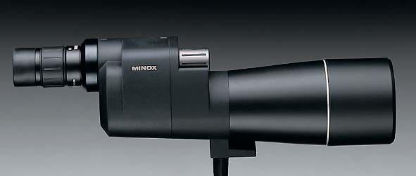 MINOX Spektiv MD 62 W schwarz 62211
