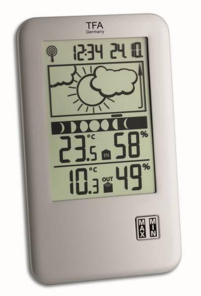 TFA Funk-Wetterstation 'Neo Plus' 35.1109.IT