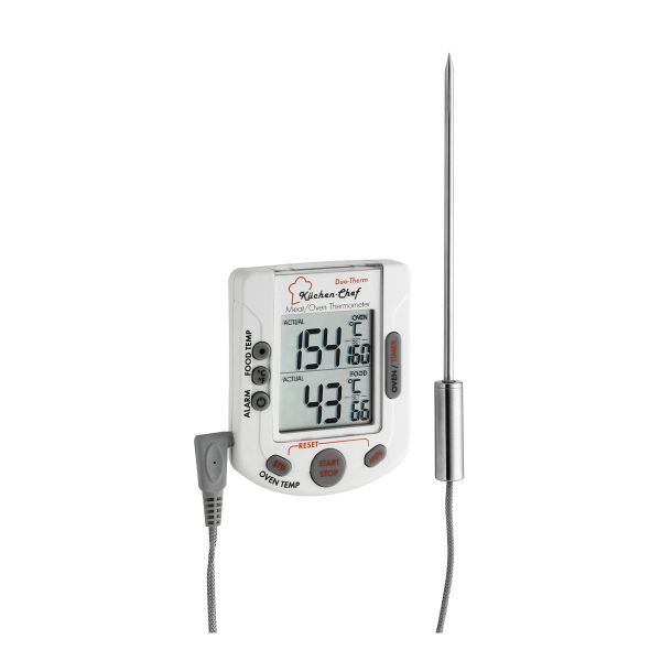 Digitales Grill-/Ofenthermometer