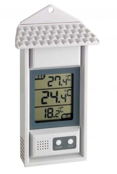 TFA Elektronisches Maxima-Minima-Thermometer 30.1039