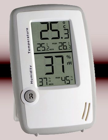 Eschenbach Digitales Thermo/Hygrometer 56125