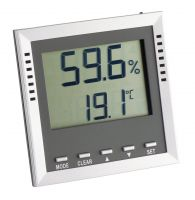 TFA Klima Guard Digitales Thermo-Hygrometer 30.5010