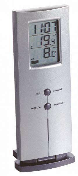 TFA Logo Funk-Thermometer 30.3009.54