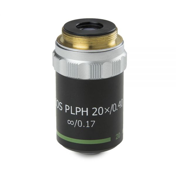Euromex Plan Phase 20x/0.40 objective - BB.8920