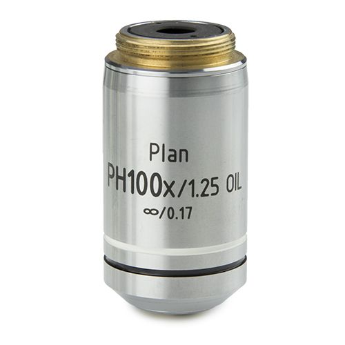 Euromex Plan PLPHi S100x/1.25 phase contrast IOS infinity corrected objective for iScope