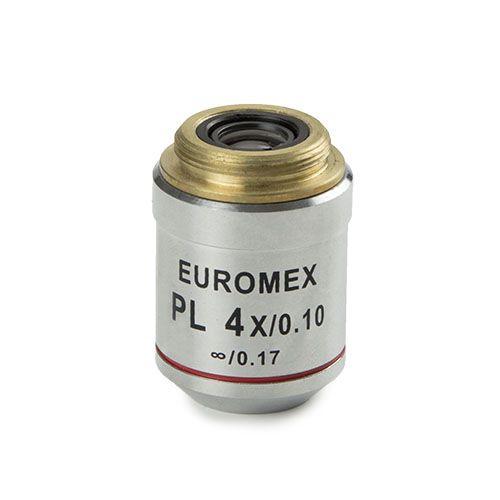 Euromex Plan achromatisches Objektiv 4x AE.3104