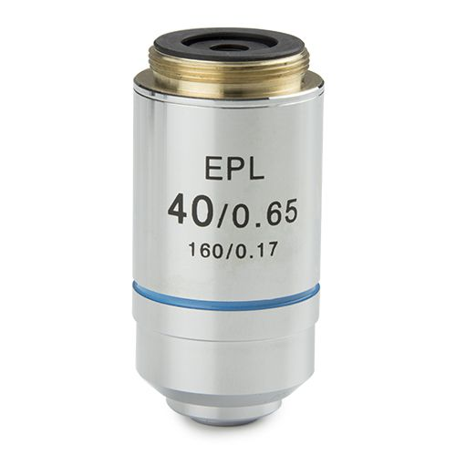 Euromex E-plan EPL S40x/0.65 objective for iScope