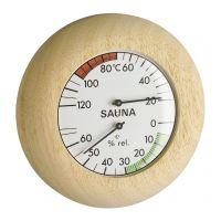 TFA Sauna-Thermo-Hygrometer 40.1028