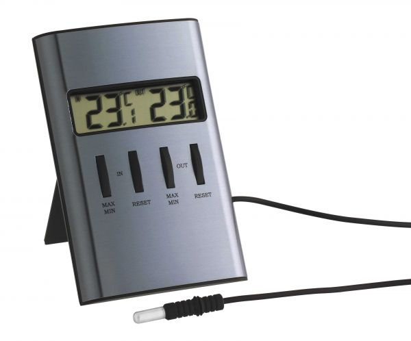 TFA Elektronisches Maxima-Minima-Thermometer 30.1029
