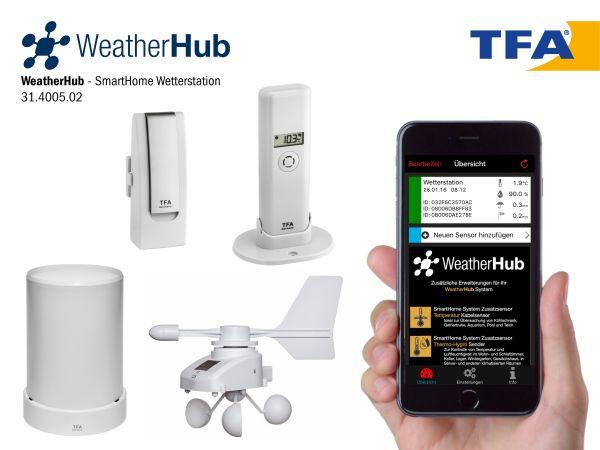 WeatherHub SET5