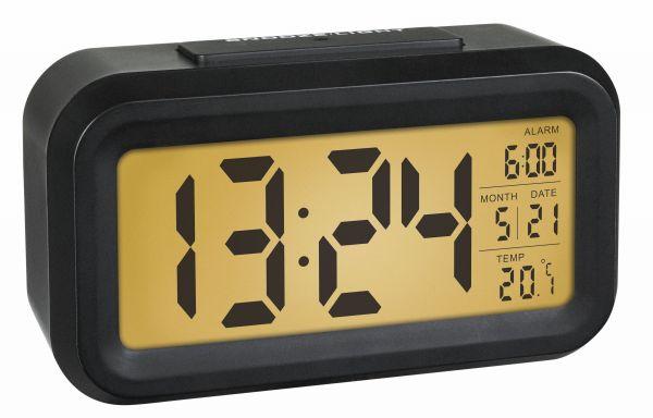 LUMIO Digitalwecker mit Temperatur