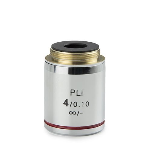 Euromex Plan PLi 4x/0.10 IOS objective for iScope