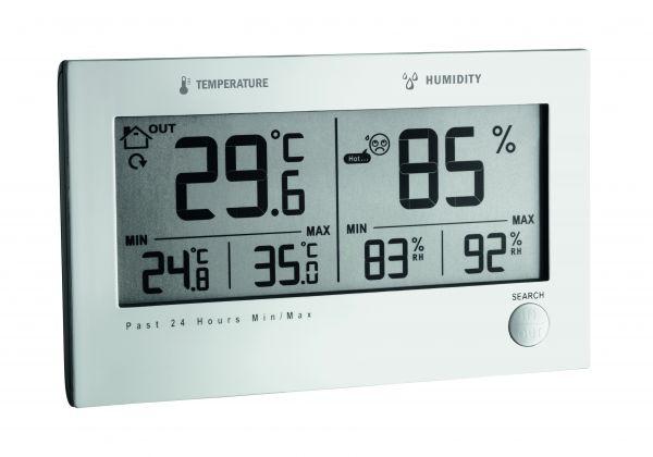 TFA Funk-Thermo-Hygrometer TWIN PLUS 30.3049