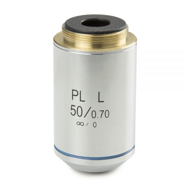 Euromex Plan PL-M 50x/0,70 infinity corrected IOS objective - 86.535