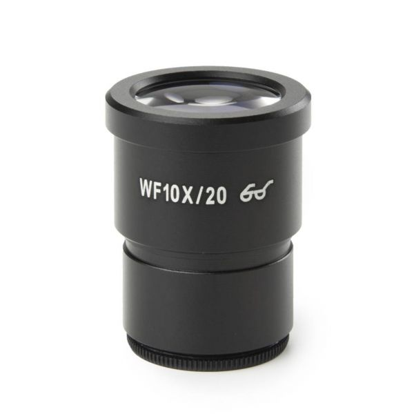 Euromex Paar HWF 10x/20 mm Okular mit Mikrometer - SB.6110